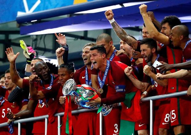 Bốc thăm chia bảng Euro 2020 - giải đấu đặc biệt nhất lịch sử: Bồ Đào Nha của Ronaldo rơi vào bảng tử thần với Pháp và Đức - Ảnh 1.