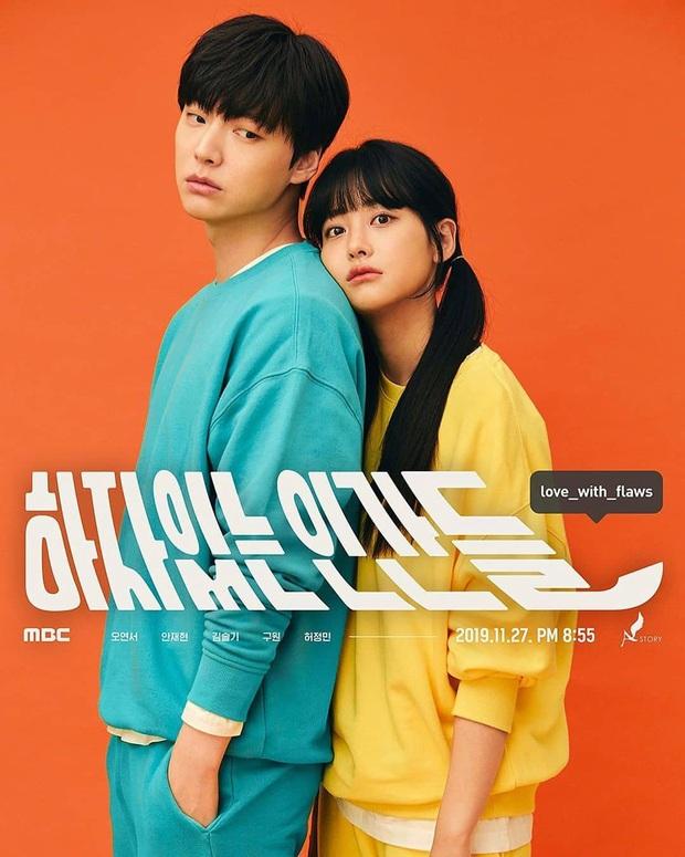 Hoảng hồn với độ lầy của Love With Flaws khi cả tập phim tấu hài chuyện tào tháo của Ahn Jae Hyun? - Ảnh 1.