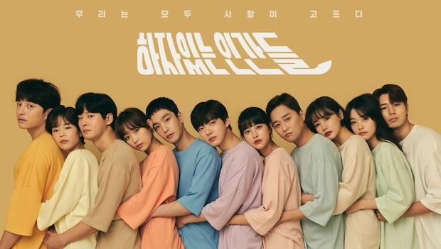 Review Love With Flaws: Đủ chiêu trò từ hội mỹ nam át vía Ahn Jae Hyun tới châm ngôn trai đẹp thì đểu, trai xấu thì tốt - Ảnh 1.