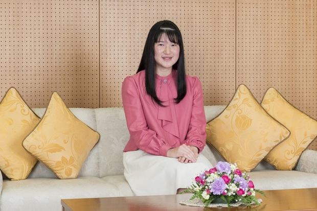 """Công chúa Nhật Bản đánh dấu tuổi 18 bằng bộ ảnh đặc biệt, người hâm mộ xuýt xoa những tấm hình """"ngày xưa ơi"""" - Ảnh 1."""