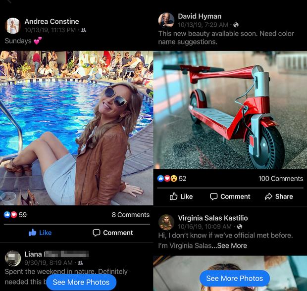 Facebook đang ngày càng nhái Instagram nhiều hơn: Cũng có feed ảnh dọc lạ lùng kéo hoài không hết - Ảnh 2.