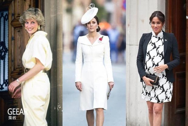 5 mẹo trang phục giúp Công nương Hoàng gia luôn thanh lịch chỉn chu trong mọi hoàn cảnh - Ảnh 1.
