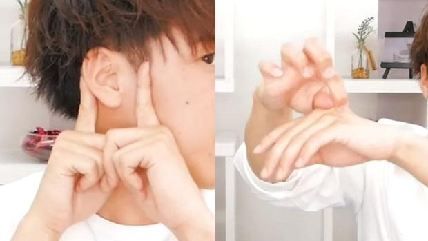Học theo phương pháp massage của người Nhật để khuôn mặt thon gọn, da dẻ mịn màng - Ảnh 1.