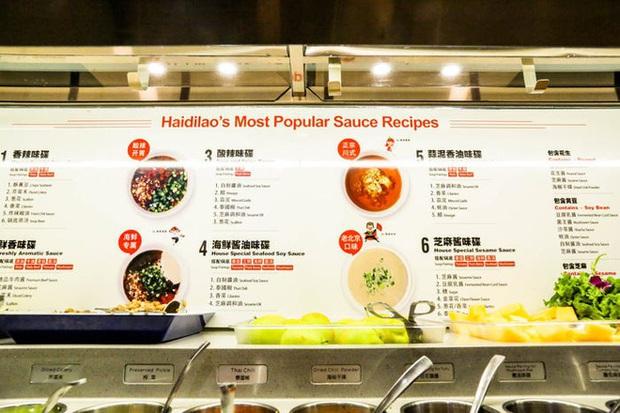 Độc đáo chuỗi nhà hàng lẩu Trung Quốc có robot phục vụ khách hàng FA, kiêm luôn làm móng miễn phí - Ảnh 16.
