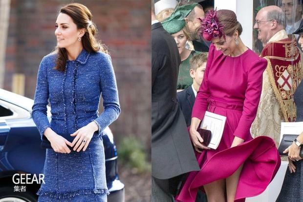 5 mẹo trang phục giúp Công nương Hoàng gia luôn thanh lịch chỉn chu trong mọi hoàn cảnh - Ảnh 3.