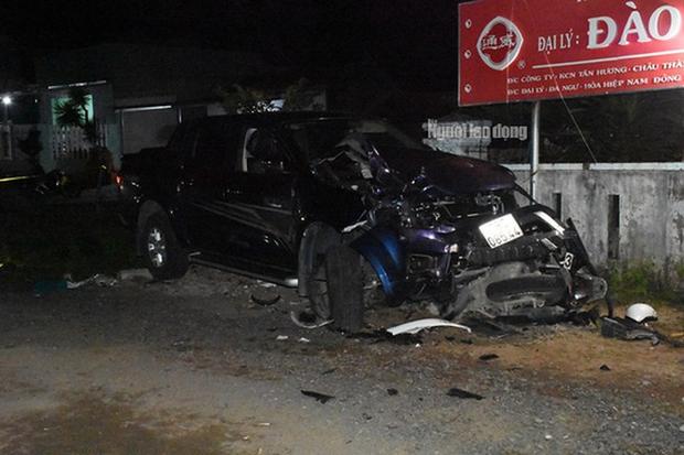 Vụ tai nạn thảm khốc làm 4 người chết ở Phú Yên: Tài xế nhậu xong lái xe khi không có bằng lái - Ảnh 5.