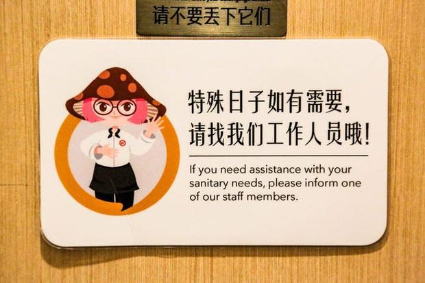 Độc đáo chuỗi nhà hàng lẩu Trung Quốc có robot phục vụ khách hàng FA, kiêm luôn làm móng miễn phí - Ảnh 52.