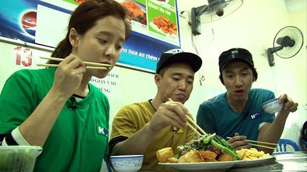 Dàn sao Running Man đã từng mê mẩn ẩm thực Việt Nam như này, liệu fanmeeting có thưởng thức thêm món nào không đây? - Ảnh 7.