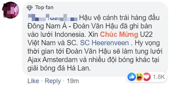 Văn Hậu lập cú đúp, fan Việt lập tức gửi lời đề nghị đến SC Heerenveen: Mau cho hậu vệ xuất sắc nhất Đông Nam Á đá chính đi! - Ảnh 3.