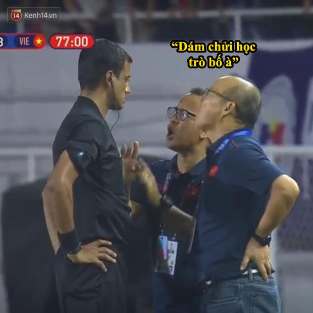 Chùm ảnh về Park Hang seo, người thầy vĩ đại của bóng đá Việt: Đừng có đụng vào học trò của tôi! - Ảnh 5.