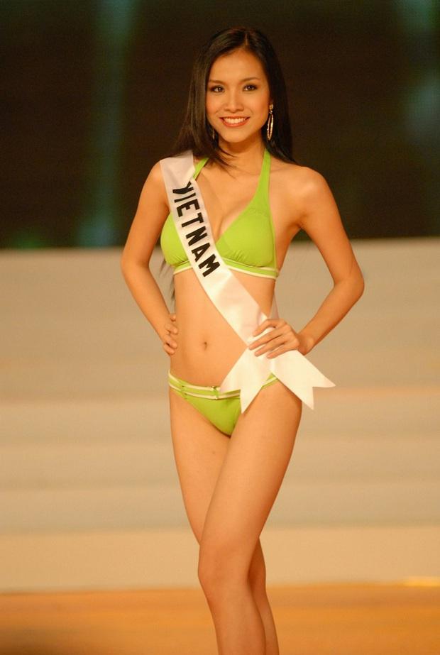 So kè 4 Hoa hậu Hoàn vũ Việt Nam sau 10 năm: Nhan sắc không vừa, Thùy Lâm - Khánh Vân trùng hợp, H'Hen Niê đặc biệt nhất - Ảnh 3.