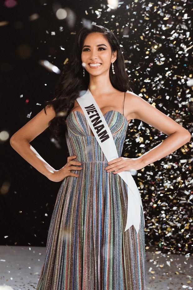 Hoàng Thùy kể về hành trình lọt Top 20 tại Miss Universe: Cả ngày đầy năng lượng nhưng về đến phòng thì gục ngã - Ảnh 2.