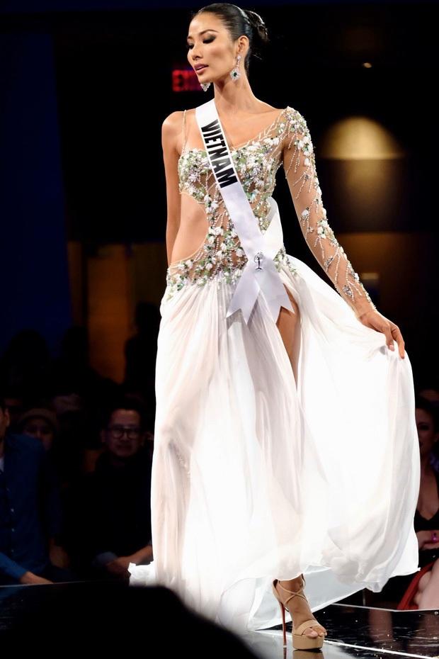 Hoàng Thùy kể về hành trình lọt Top 20 tại Miss Universe: Cả ngày đầy năng lượng nhưng về đến phòng thì gục ngã - Ảnh 5.