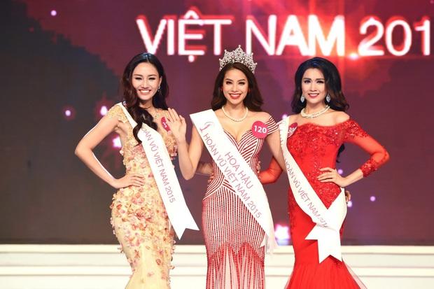 So kè 4 Hoa hậu Hoàn vũ Việt Nam sau 10 năm: Nhan sắc không vừa, Thùy Lâm - Khánh Vân trùng hợp, H'Hen Niê đặc biệt nhất - Ảnh 8.