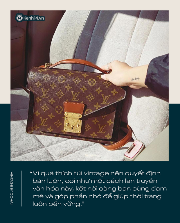 Bùng nổ trend túi hiệu vintage: Khi những item cũ kĩ lại được hội sành mặc săn lùng còn hơn cả hàng mới ra - Ảnh 6.
