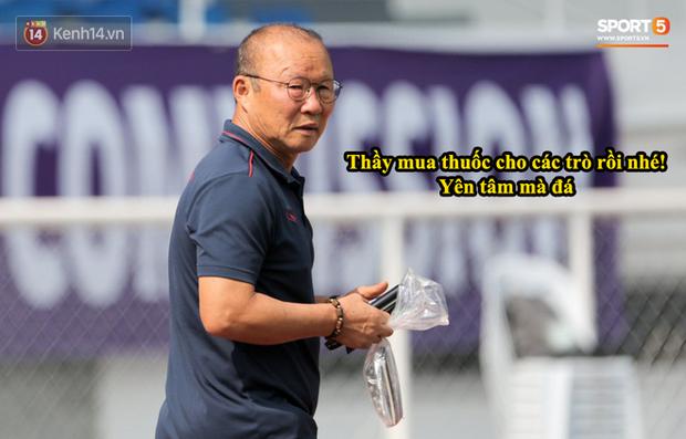 Chùm ảnh về Park Hang seo, người thầy vĩ đại của bóng đá Việt: Đừng có đụng vào học trò của tôi! - Ảnh 3.