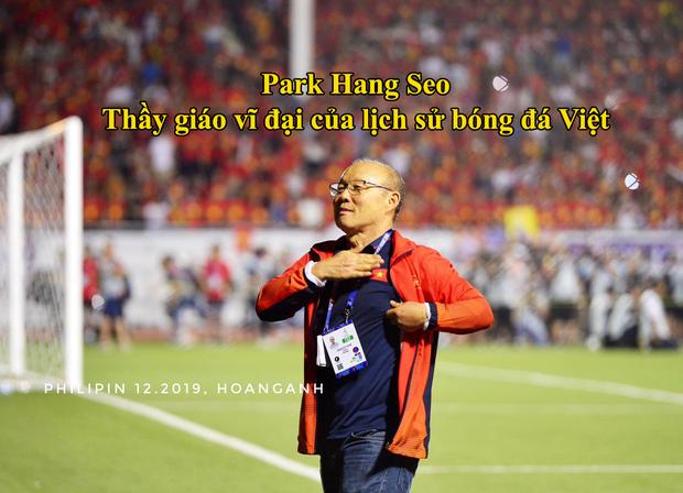 Đông Nhi, Kỳ Duyên cùng dàn sao Vbiz phát cuồng bởi hành động bảo vệ học trò và pha ăn mừng cực đáng yêu của HLV Park Hang-Seo! - Ảnh 9.
