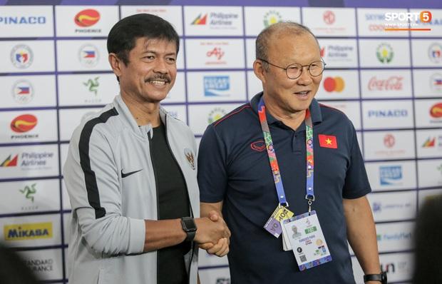 HLV U22 Indonesia bảo vệ ông Park Hang-seo sau tấm thẻ đỏ: Ông ấy là người tử tế - Ảnh 2.