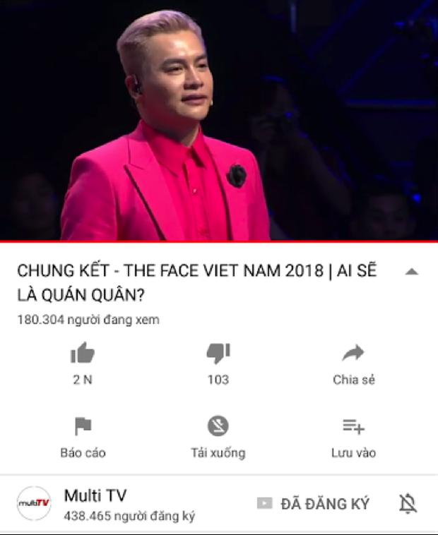 The Face Vietnam 2018 chính thức nhận giải Chương trình không kịch bản xuất sắc nhất Việt Nam tại Singapore - Ảnh 4.
