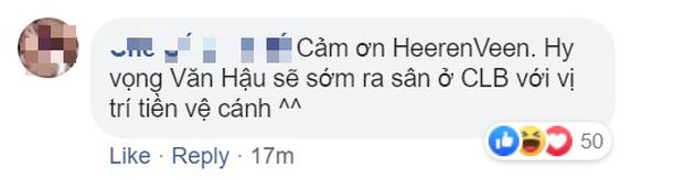 Văn Hậu lập cú đúp, fan Việt lập tức gửi lời đề nghị đến SC Heerenveen: Mau cho hậu vệ xuất sắc nhất Đông Nam Á đá chính đi! - Ảnh 5.