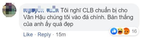 Văn Hậu lập cú đúp, fan Việt lập tức gửi lời đề nghị đến SC Heerenveen: Mau cho hậu vệ xuất sắc nhất Đông Nam Á đá chính đi! - Ảnh 6.