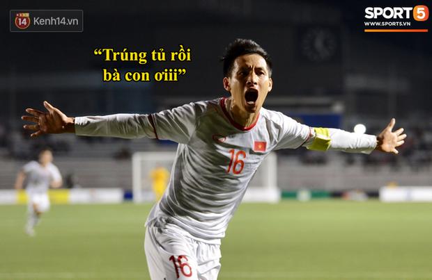 Loạt ảnh chế bùng nổ sau trận chung kết bóng đá nam SEA Games 30: Việt Nam thắng rồi ye ye ye ye! - Ảnh 9.