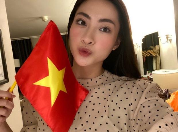 Cả dàn sao Việt nhuộm đỏ mạng xã hội khi cùng diện áo đỏ mừng chiến thắng của đội tuyển Việt Nam - Ảnh 16.