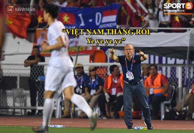 Loạt ảnh chế bùng nổ sau trận chung kết bóng đá nam SEA Games 30: Việt Nam thắng rồi ye ye ye ye! - Ảnh 1.
