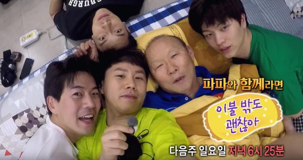 Không chỉ làm nên lịch sử cho bóng đá Việt Nam, HLV Park Hang Seo còn là ngôi sao rating của show thực tế Hàn Quốc - Ảnh 6.