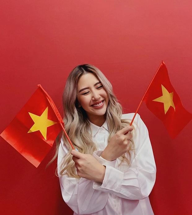 Cả dàn sao Việt nhuộm đỏ mạng xã hội khi cùng diện áo đỏ mừng chiến thắng của đội tuyển Việt Nam - Ảnh 15.