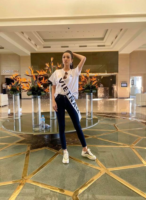 Hé lộ Quốc phục đại bàng sải cánh của Thúy An mang đến Miss Intercontinental, hoà cùng chiến thắng của U22 Việt Nam - Ảnh 5.