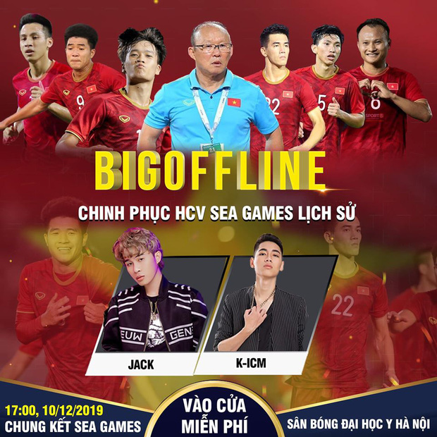 Việt Nam Tôi của Jack và K-ICM chính là ca khúc được nghe nhiều nhất trong ngày hôm nay, cùng cổ vũ đội tuyển U22 mang về HCV SEA Games 30! - Ảnh 4.