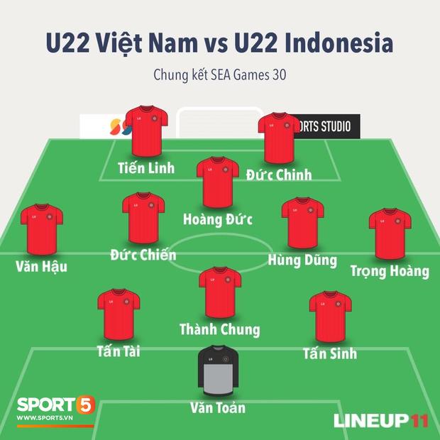 Thắng đậm Indonesia 3-0, Việt Nam lần đầu giành huy chương vàng SEA Games - Ảnh 4.