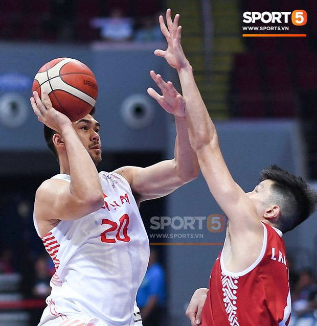 Vượt qua Indonesia một cách thuyết phục, đội tuyển bóng rổ Việt Nam viết nên trang sử mới với tấm huy chương đồng SEA Games - Ảnh 8.