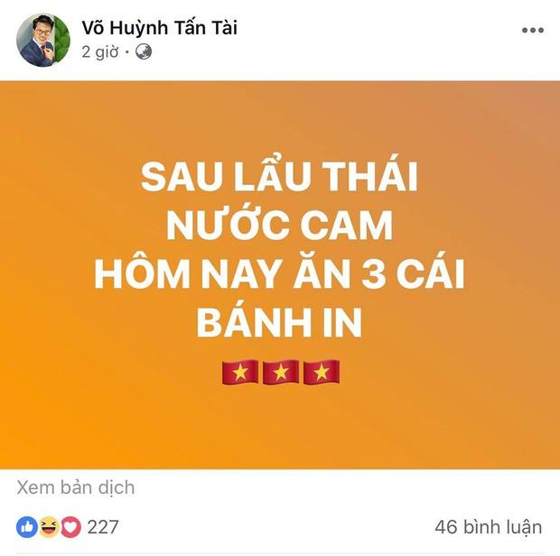 Ăn từ lẩu Thái, nước Cam đến bánh In, còn gì mà đội tuyển Việt Nam không cân được đâu chứ! - Ảnh 1.