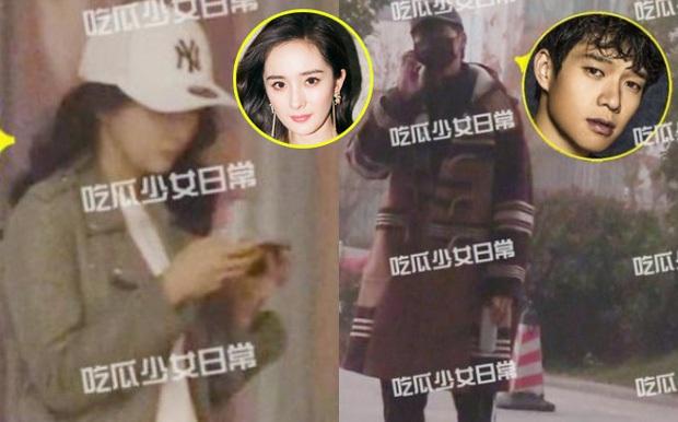 Vừa mới bị tóm sống cùng vào khách sạn, Dương Mịch đã bị nghi lộ tờ giấy khám mang thai với tình trẻ - Ảnh 1.