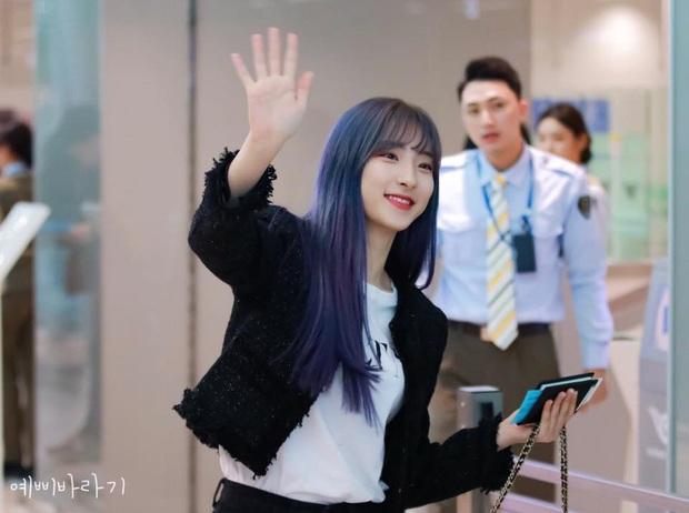 Bái phục idol Hàn khoản đoán tương lai: Cả binh đoàn đã nhuộm tóc xanh bắt trend trước khi biết màu chính thức của năm 2020 - Ảnh 8.