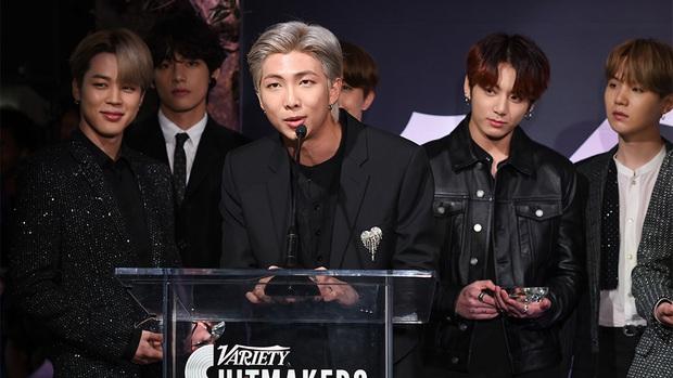 Thực hư tin đồn BTS khởi kiện Big Hit vì tranh chấp lợi nhuận: trưởng nhóm gửi lời cảm ơn đến chủ tịch Big Hit, thậm chí còn hứa hẹn ra mắt sản phẩm âm nhạc mới - Ảnh 2.