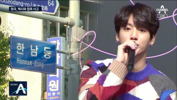 BTS bỗng dính lùm xùm liên hoàn: Hết bị réo gọi vì tin kiện Big Hit, giờ tin mới về vụ Jungkook gây tai nạn lên sóng - Ảnh 4.