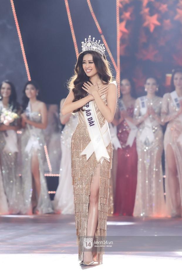 So kè 4 Hoa hậu Hoàn vũ Việt Nam sau 10 năm: Nhan sắc không vừa, Thùy Lâm - Khánh Vân trùng hợp, H'Hen Niê đặc biệt nhất - Ảnh 18.