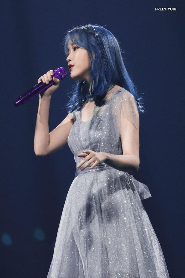 Bái phục idol Hàn khoản đoán tương lai: Cả binh đoàn đã nhuộm tóc xanh bắt trend trước khi biết màu chính thức của năm 2020 - Ảnh 2.