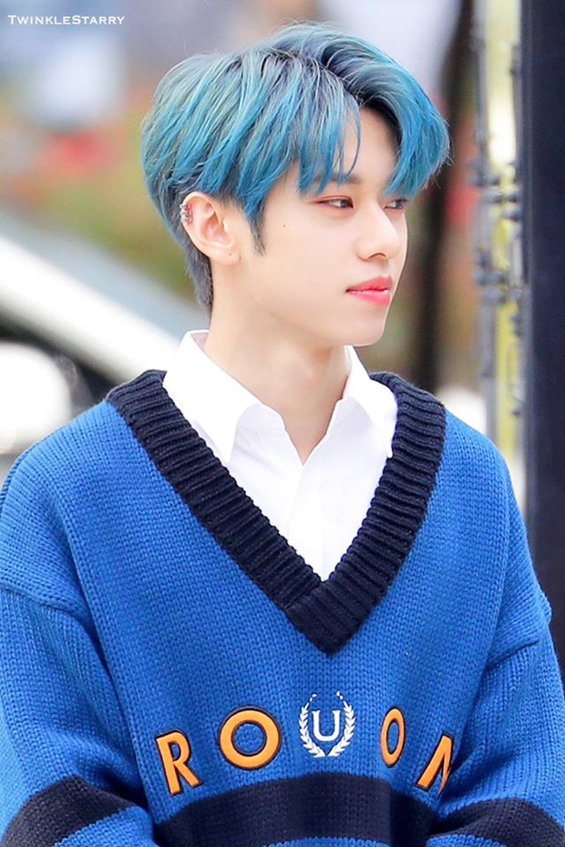 Bái phục idol Hàn khoản đoán tương lai: Cả binh đoàn đã nhuộm tóc xanh bắt trend trước khi biết màu chính thức của năm 2020 - Ảnh 11.