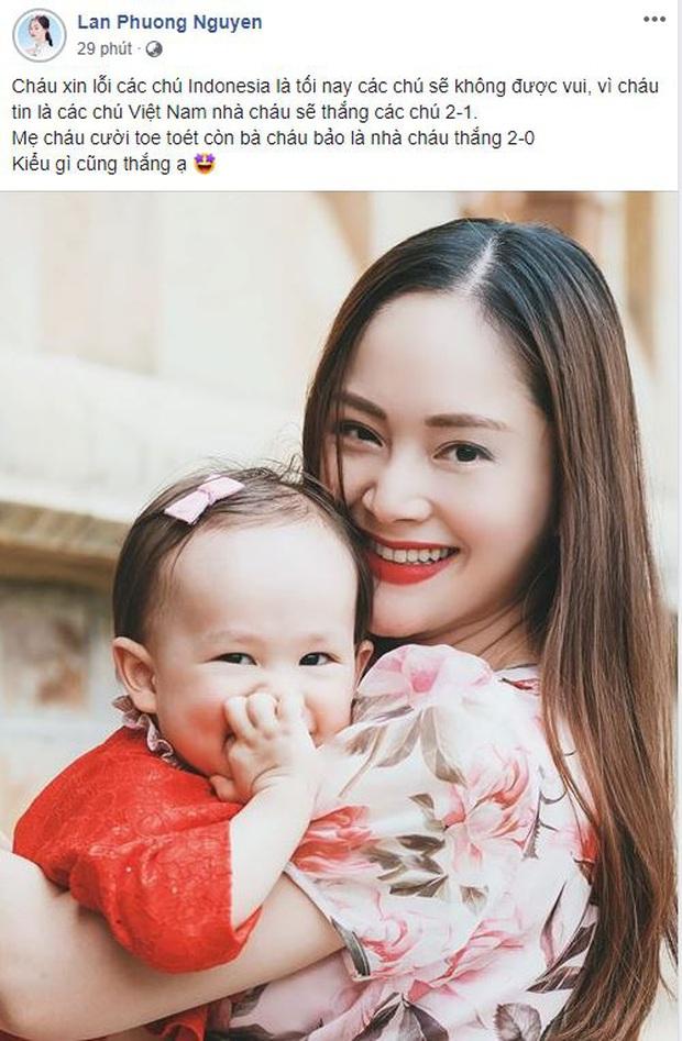 Ưng Hoàng Phúc, Quốc Trường cùng dàn sao Vbiz hừng hực khí thế, trao trọn niềm tin tới ĐT Việt Nam tại chung kết SEA Games 30 - Ảnh 7.
