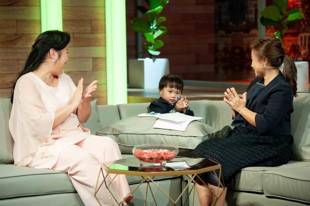 Bé Sa hiếu kỳ trước chú Trấn Thành, Quỳnh Trần JP bật khóc nhớ lại nỗi đau từng mất con - Ảnh 15.