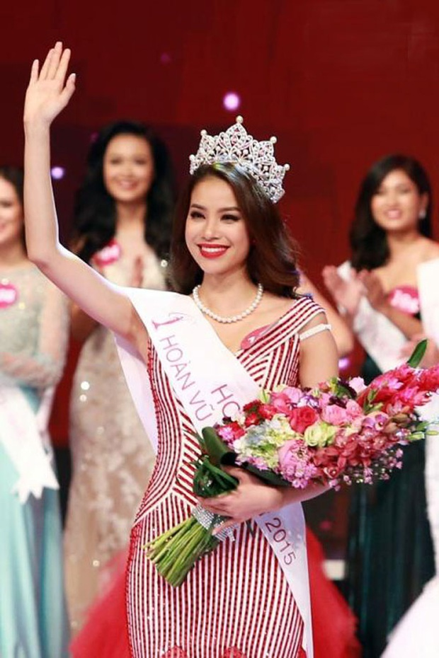 So kè 4 Hoa hậu Hoàn vũ Việt Nam sau 10 năm: Nhan sắc không vừa, Thùy Lâm - Khánh Vân trùng hợp, H'Hen Niê đặc biệt nhất - Ảnh 7.