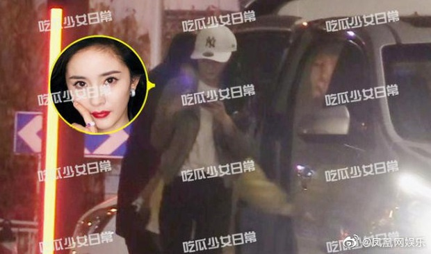 NÓNG: Paparazzi tóm sống Dương Mịch và tình trẻ vào khách sạn, 6 giờ sáng hôm sau mới lén lút đi ra - Ảnh 2.