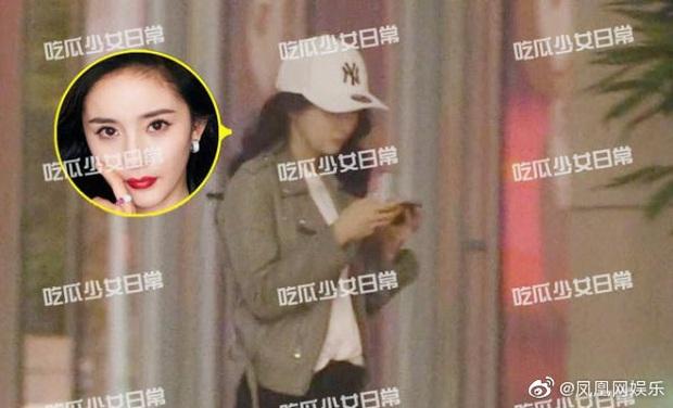 NÓNG: Paparazzi tóm sống Dương Mịch và tình trẻ vào khách sạn, 6 giờ sáng hôm sau mới lén lút đi ra - Ảnh 4.