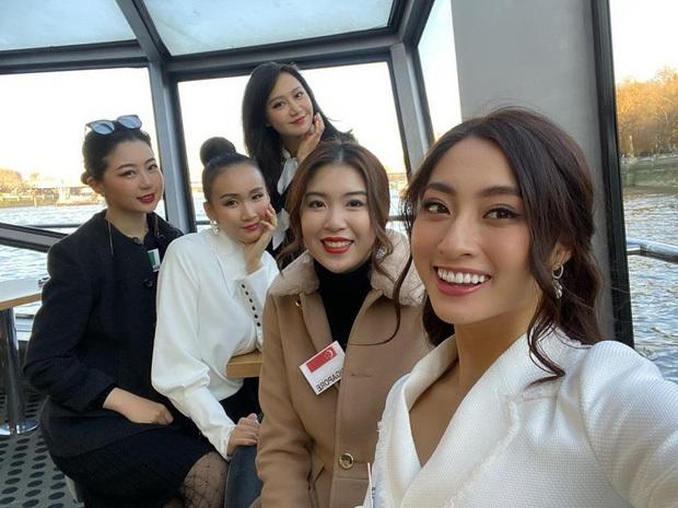 Bắn tiếng Anh đến mức đương kim Hoa hậu phải trầm trồ, Lương Thùy Linh vẫn trượt suất tiến thẳng vào Top 40 Miss World - Ảnh 8.