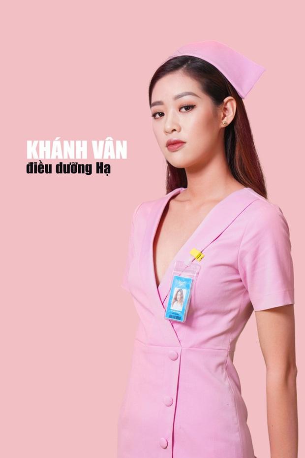 Clip hot trở lại: Hoa hậu Khánh Vân đọ thần thái, catwalk cùng dàn cựu thí sinh Next Top, The Face... - Ảnh 1.