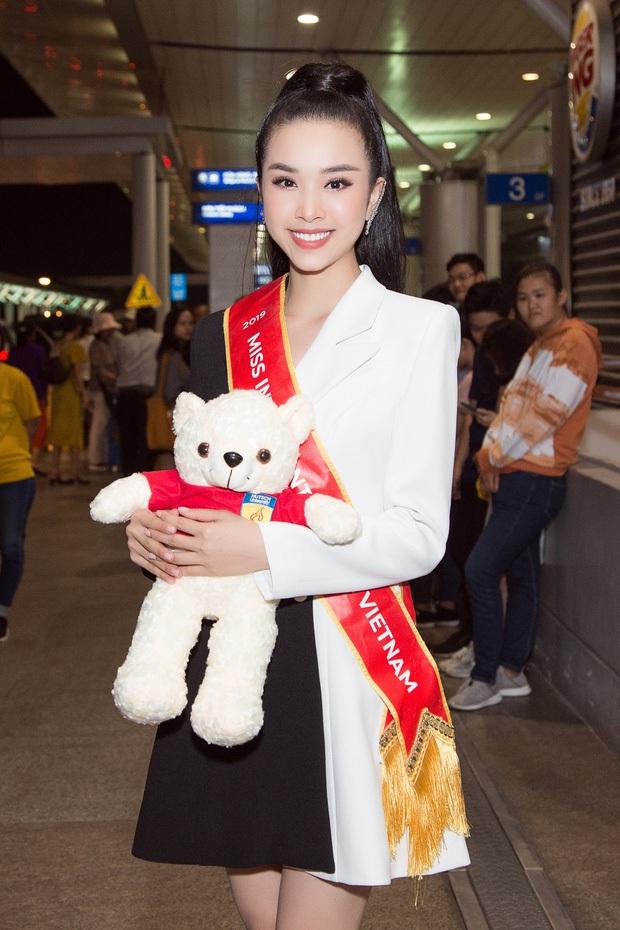 Hé lộ Quốc phục đại bàng sải cánh của Thúy An mang đến Miss Intercontinental, hoà cùng chiến thắng của U22 Việt Nam - Ảnh 8.